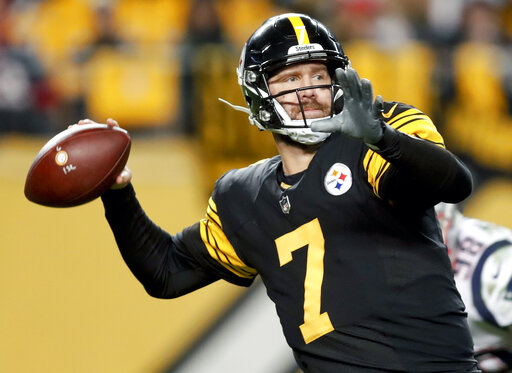 b246aa2ab26 The Steelers and the two-time Super Bowl winner agreed to terms on a  contract extension Wednesday