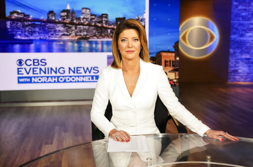 CBS News takes some chances with new anchor, Norah O'Do