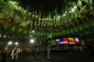 Rio Paralympics Closing Ceremony