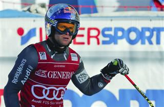 Italy Skiing Ted's Shred Success