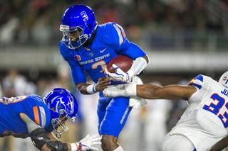 Boise St Colorado St Football