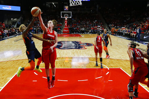 Report: WNBA receives high grades again in diversity hi ...