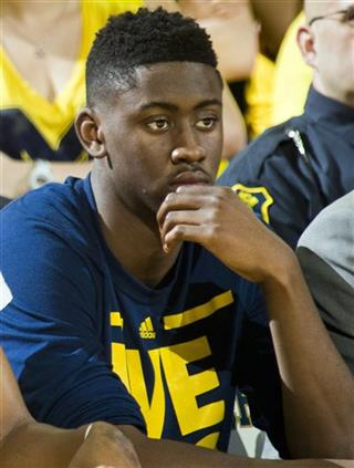 Mark Donnal, Zak Irvin, Caris LeVert