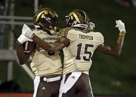 Corey Davis, Carrington Thompson