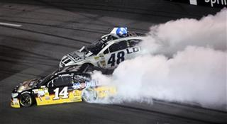 Tonyu Stewart, Jimmie Johnson