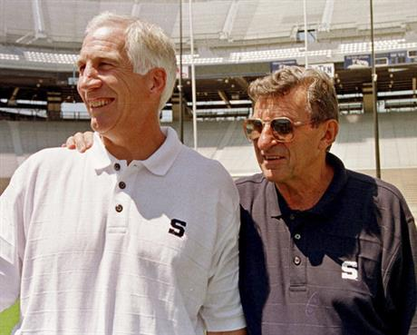 Joe Paterno, Jerry Sandusky