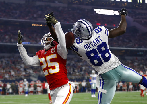 Dez Bryant, Kenneth Acker