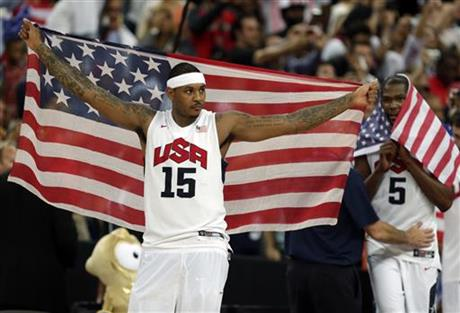 Mens Basketball Preview Olympics