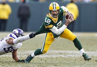 Packers Vikings Football