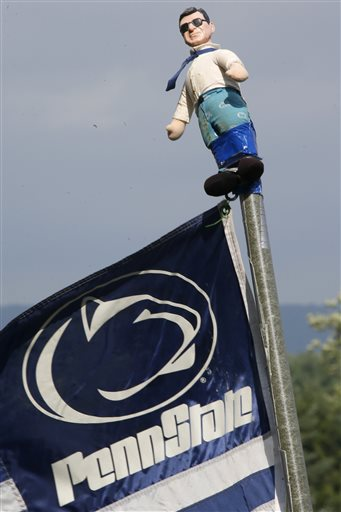 Massachusetts Penn St Football