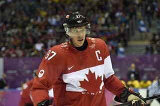World Cup Canada Crosby Hockey