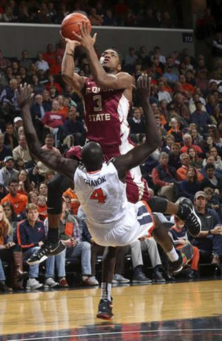 Florida State Virginia Basketball