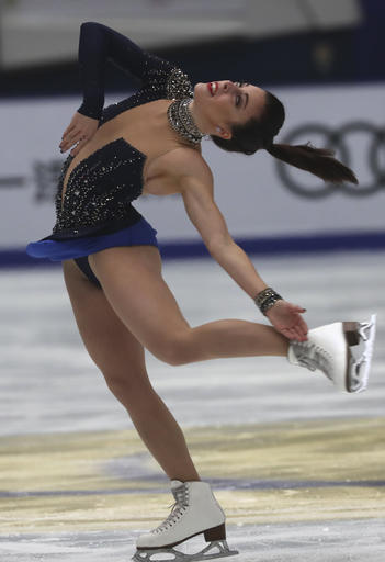 The Old Guard Figure Skating