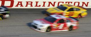 NASCAR Around the Track Auto Racing