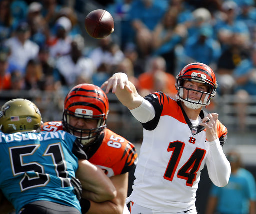 Paul Posluszny, Andy Dalton