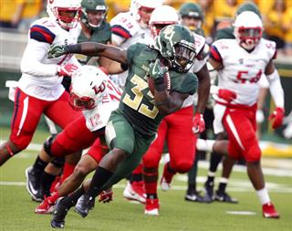 Liberty Baylor Football