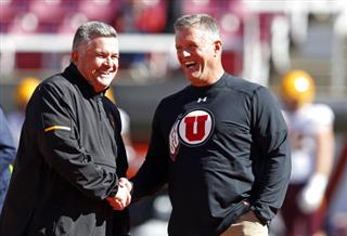 Todd Graham, Kyle Whittingham