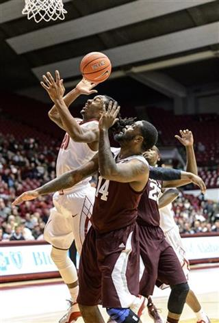 Texas A M Alabama Basketball