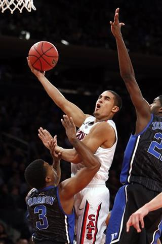 Duke Arizona Basketball