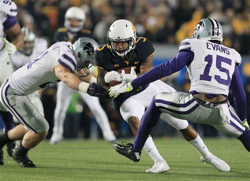 Kansas State West Virginia Football