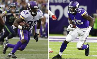 Vikings Pinch Runners Football