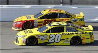 Joey Logano, Matt Kenseth