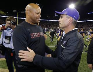 David Shaw, Chris Petersen