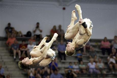 Steele Johnson, David Boudia