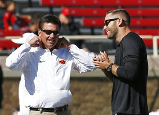 Mike Gundy, Kliff Kingsbury