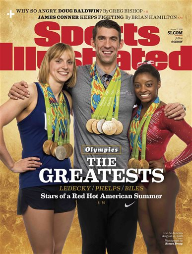 Rio Olympics-Sports Illustrated