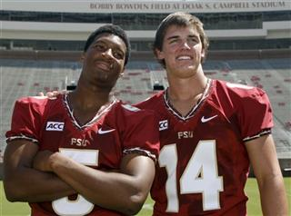 Jameis Winston, Jacob Coker