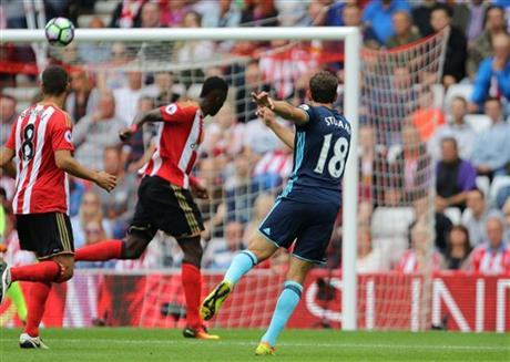 Sunderland v Middlesbrough - Premier League - Stadium of Light