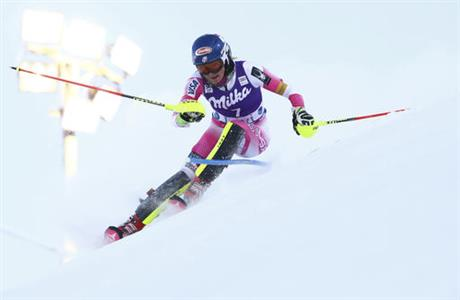 Shiffrins Comfort Level Skiing