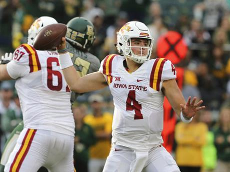 Iowa St Baylor Football