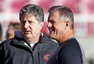 Mike Leach, Kyle Whittingham
