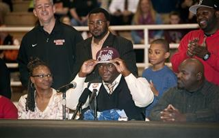 Signing Day Texas A M Footbal