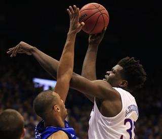 Udoka Azubuike, Will Weeks