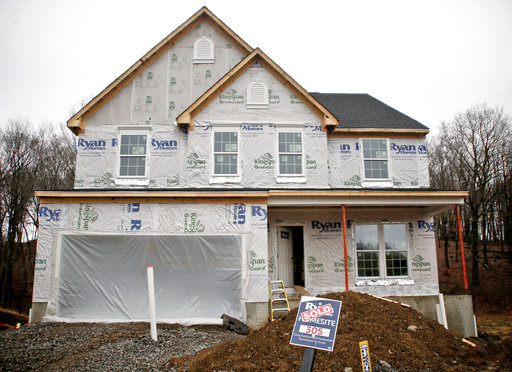 Winter weather saps new-home sales 7 8 percent in Janua