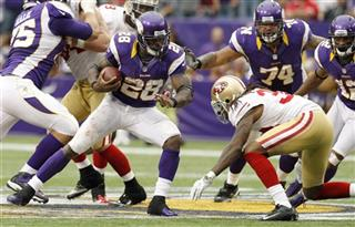 Adrian Peterson, Donte Whitner