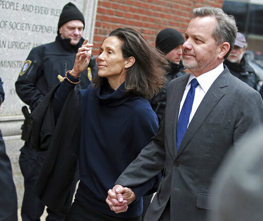 Wealthy parents appear in court in college admissions s