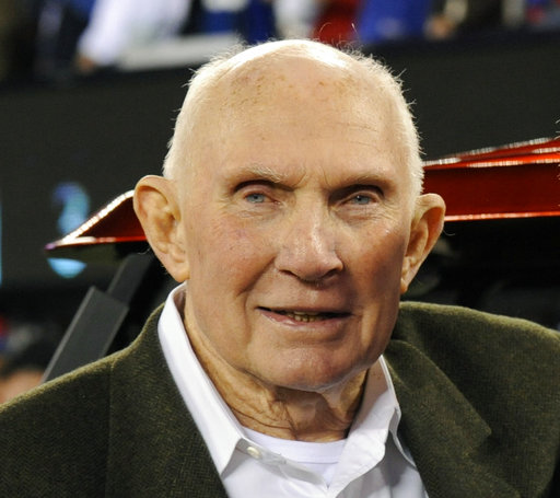 Y. A. Tittle, Andy Robustelli