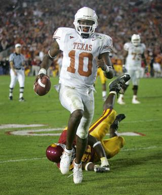 Texas USC Greatest Game Football
