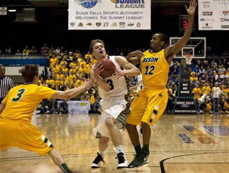 Nate Wolters, Lawrence Alexander