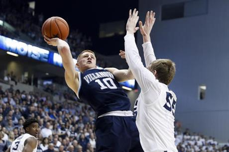 Donte DiVincenzo, J.P. Macura