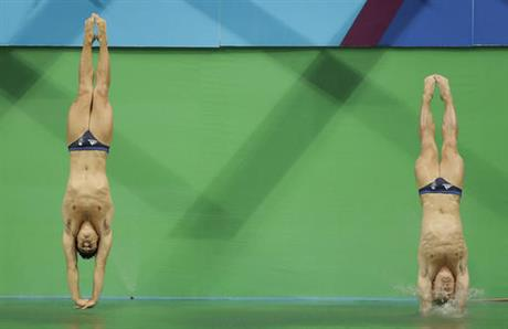 Rio Olympics Diving Men