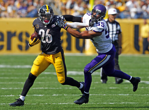 Le'Veon Bell, Anthony Barr