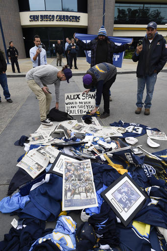 Chargers Relocation
