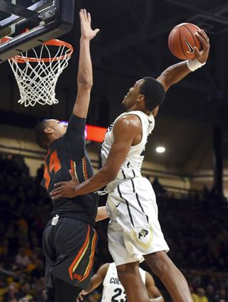 Oregon St Colorado Basketball