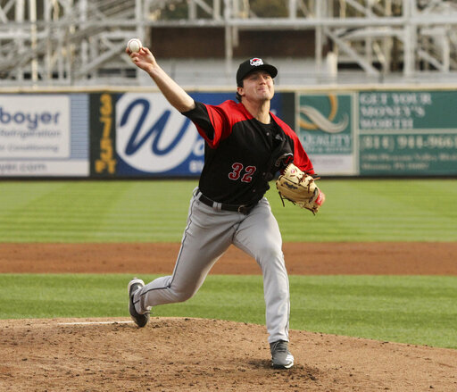 eee9d76e70aff Tigers  top pick Mize pitches no-hitter in Double-A deb ...