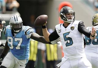 Mario Addison, Blake Bortles
